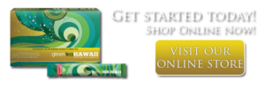 shop online green tea hawaii